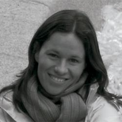 Fotografía en blanco y negro de Jessica Muraille