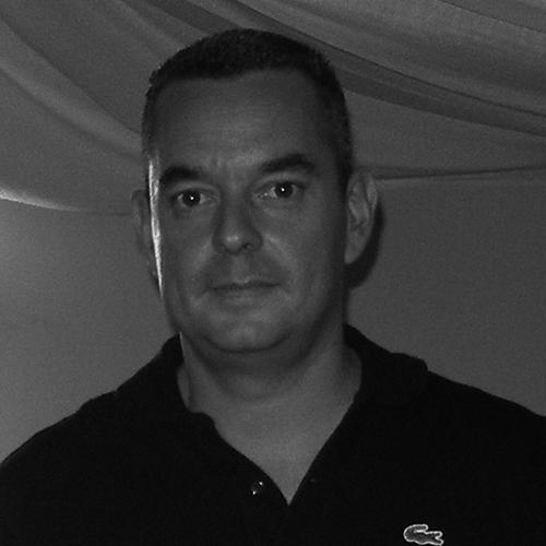 Fotografía en blanco y negro de Ruperto S. Hernández González