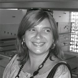 Fotografía en blanco y negro de Teresa Torres González