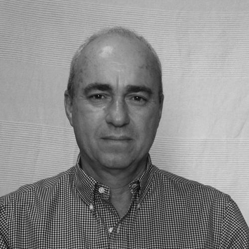 Fotografía en blanco y negro de Tomás Sánchez Peraza